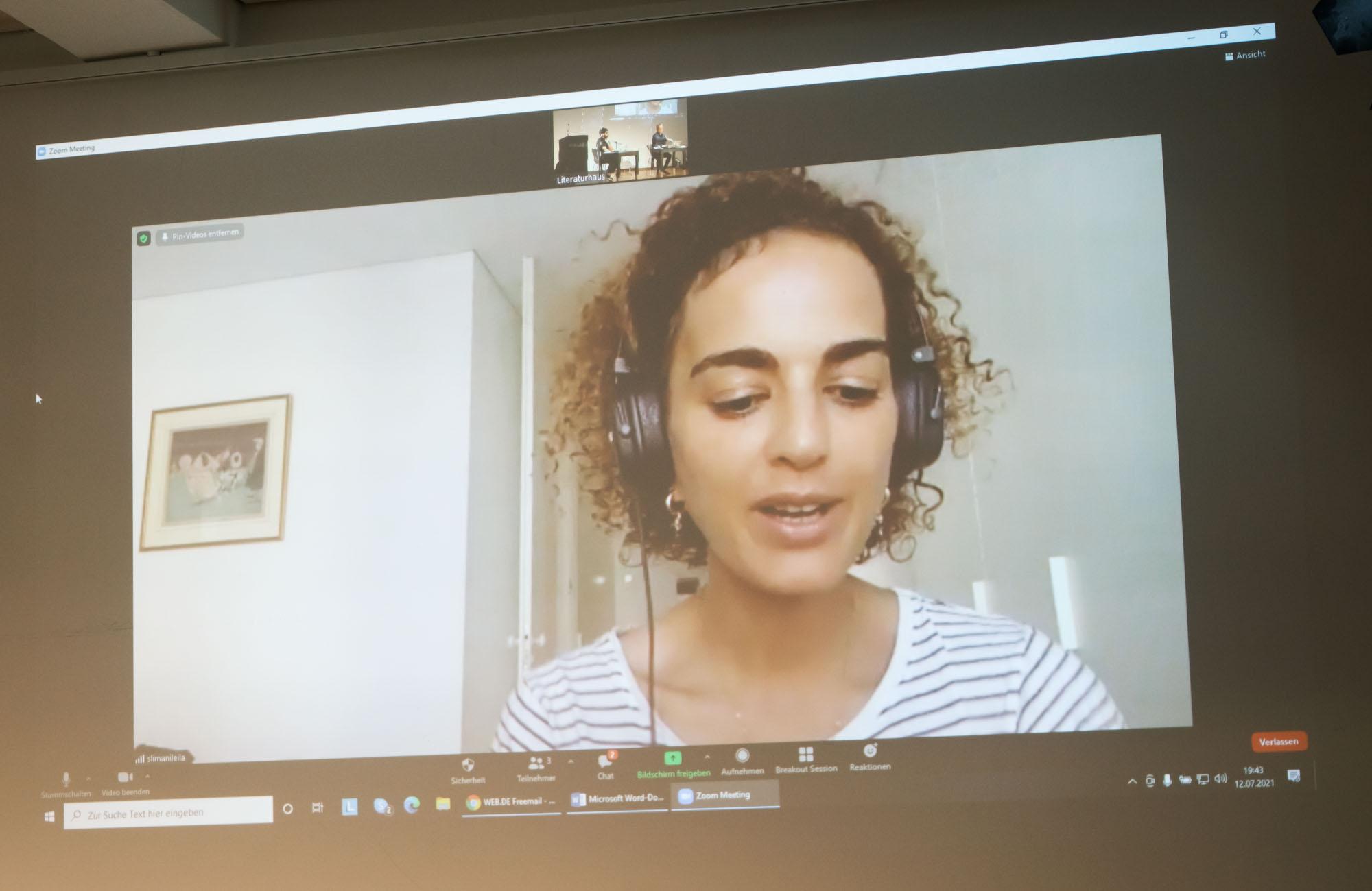 Leïla Slimani, Mohamed Amjahid: Das Land der Anderen <br/>(c) Sebastian Wenzel