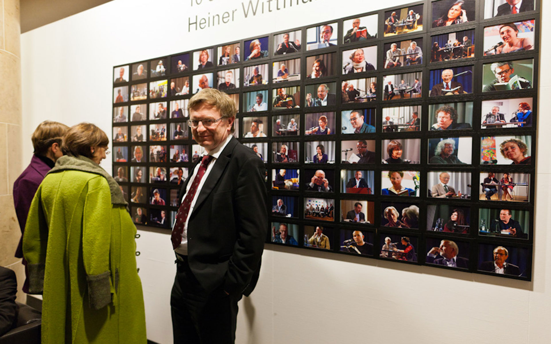 Heiner Wittmann: Zehn Jahre Fotos,                                                                                                                                              Freitag, 18.11.11                      -                          Dienstag, 28.02.12                                                                               <br/>(c) die arge lola