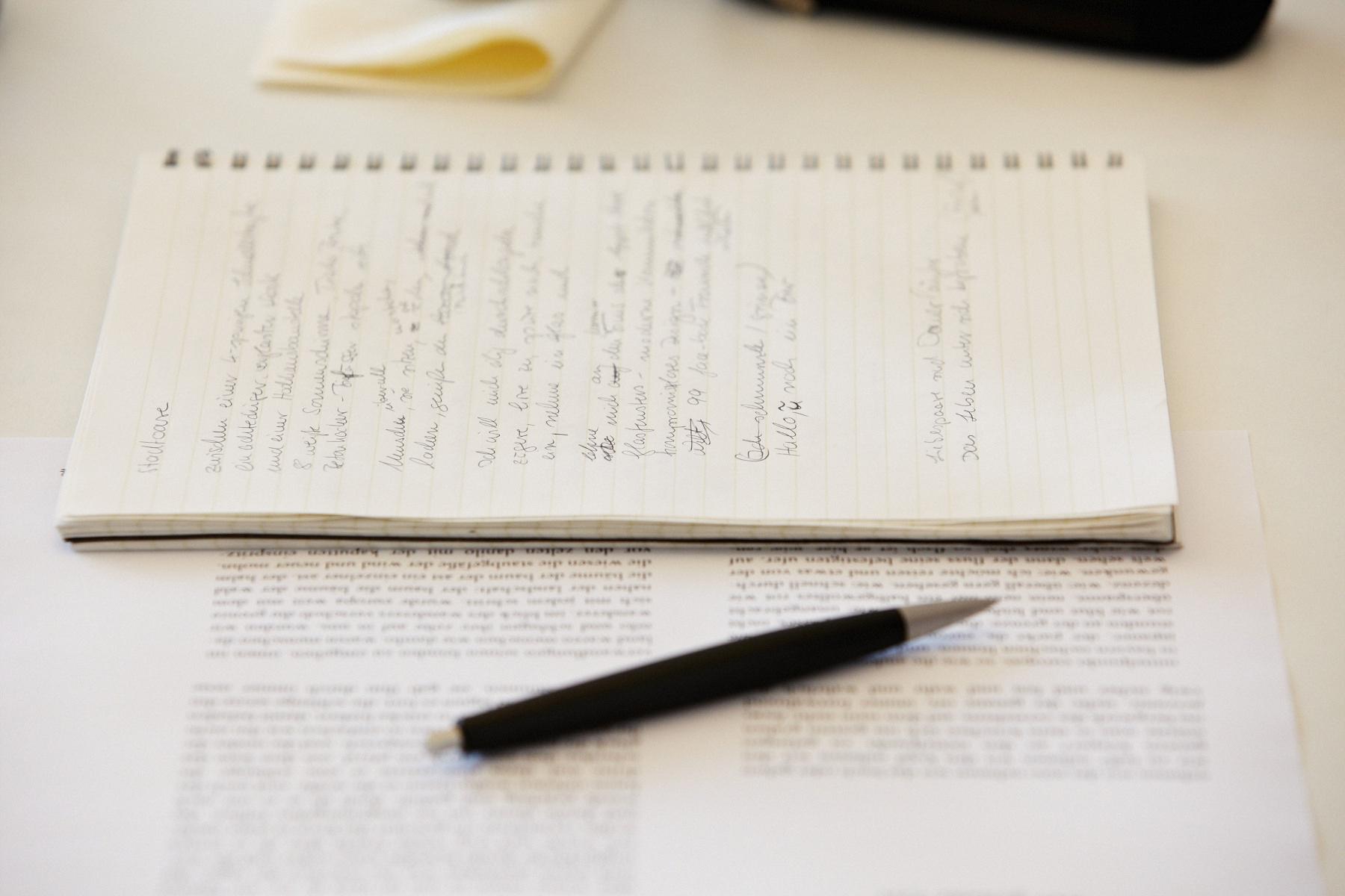 Lehrkräftefortbildung im Literarischen Schreiben