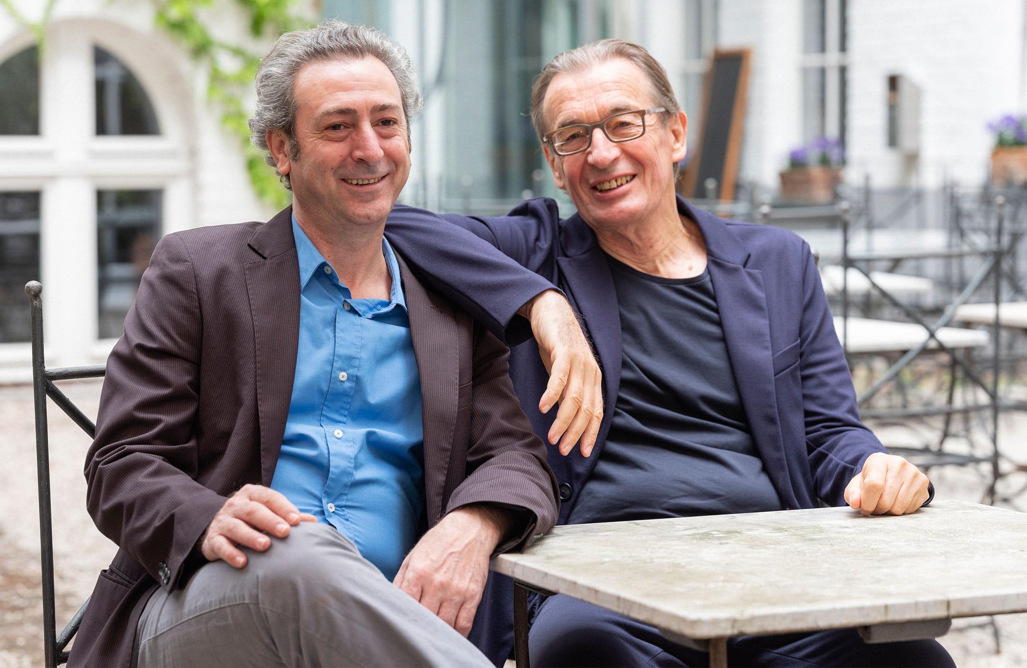 Der Freie Hund - Wolfgang Schorlau und Claudio Caiolo