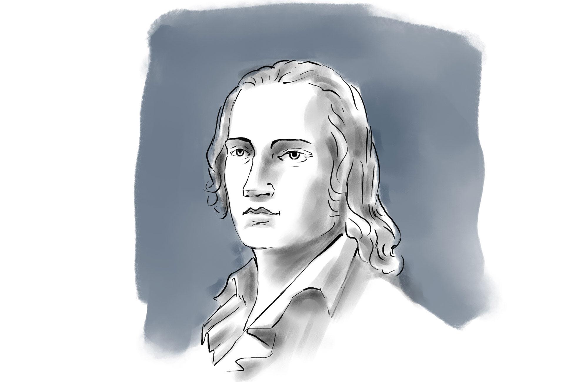 Friedrich Hölderlin zum 250. Geburtstag