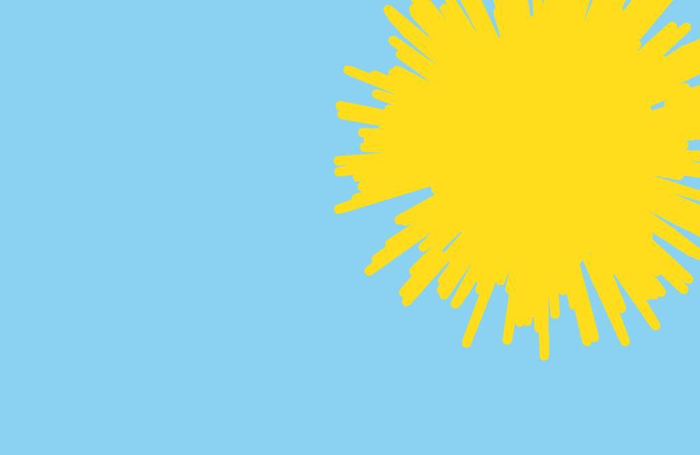 Über Spanien lacht die Sonne