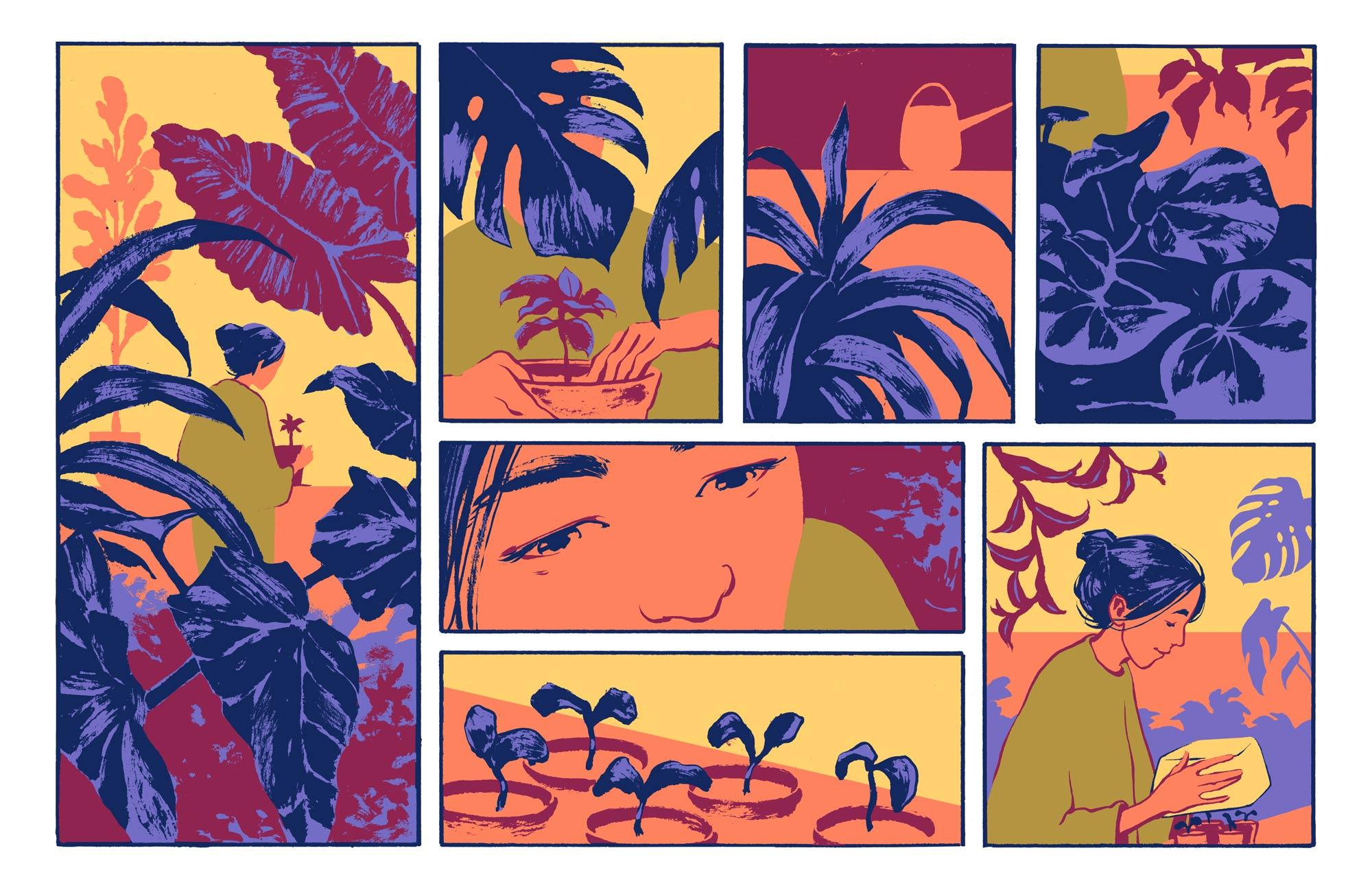 Bea Davies: Indoor Jungle