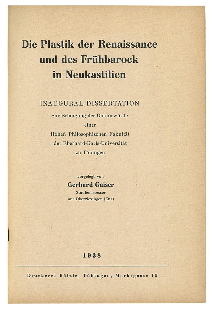 Gerd Gaiser