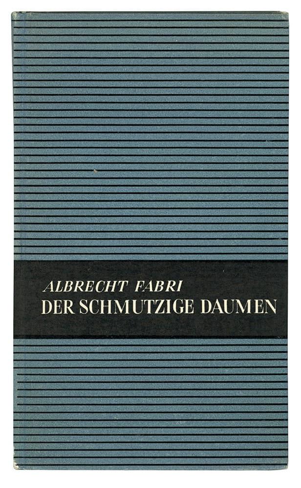 Albrecht Fabri