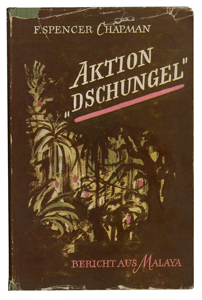 Wolfgang Hildesheimer (Übers.) – F. Spencer Chapman
