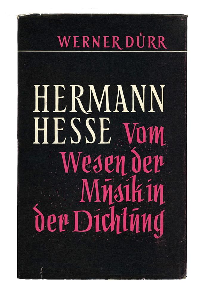 Dürr (d.i. Werner Dürrson)