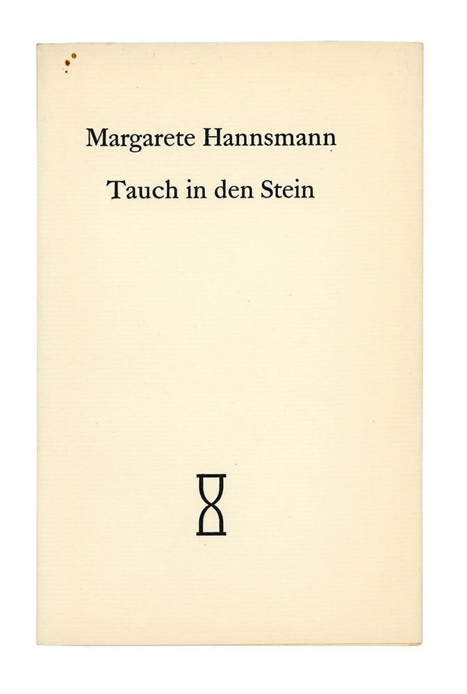 Margarete Hannsmann
