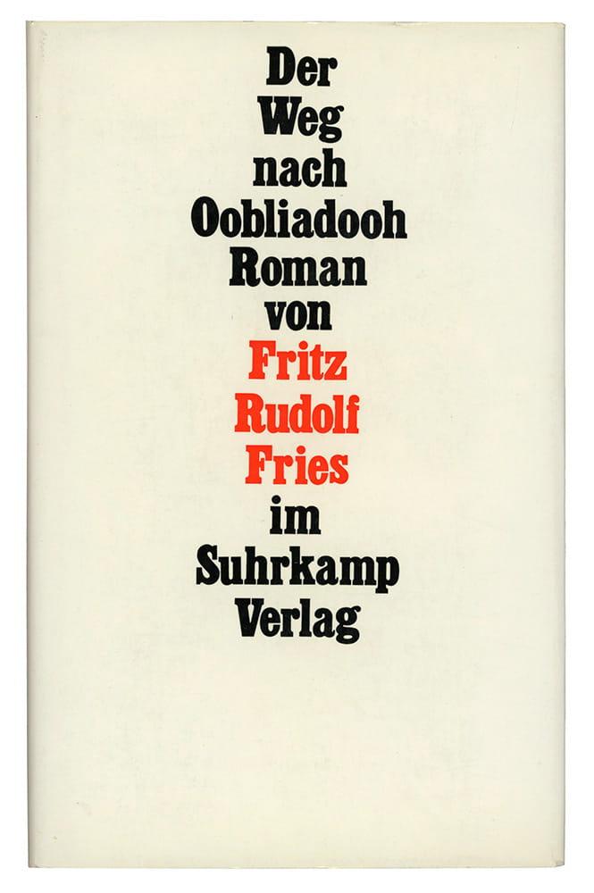 Fritz Rudolf Fries