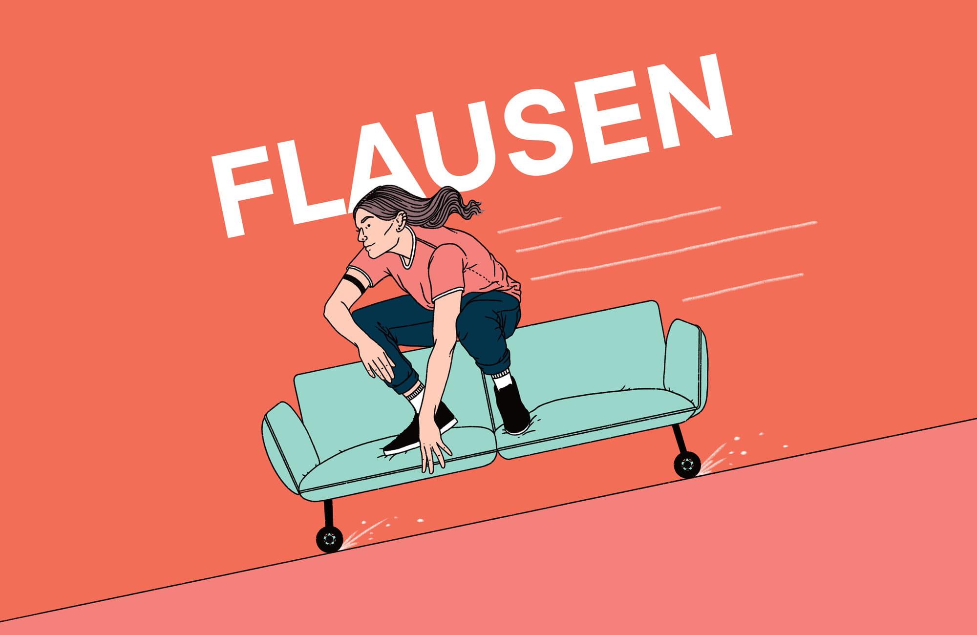 "Literaturpodcast ""Flausen"" - Folge 1"