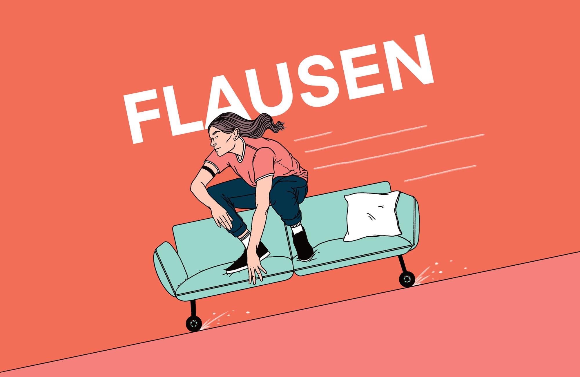 "Literaturpodcast ""Flausen"" - Folge 2"