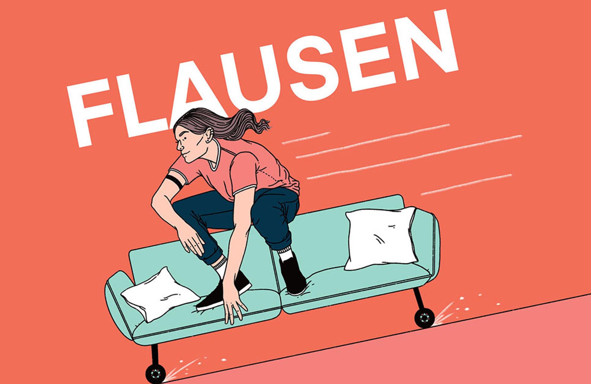 "Literaturpodcast ""Flausen"" - Folge 3"