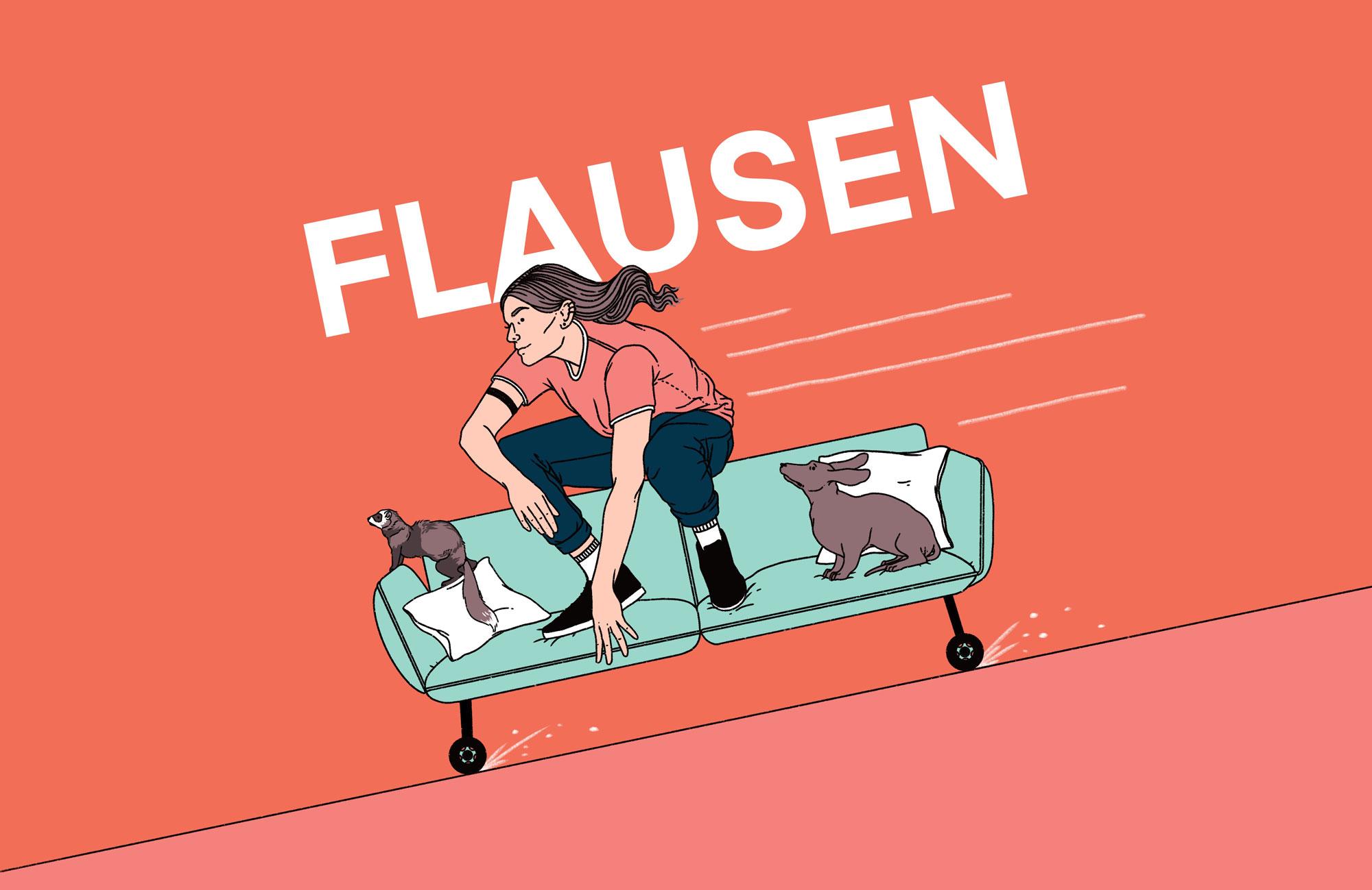 "Literaturpodcast ""Flausen"" - Folge 5"