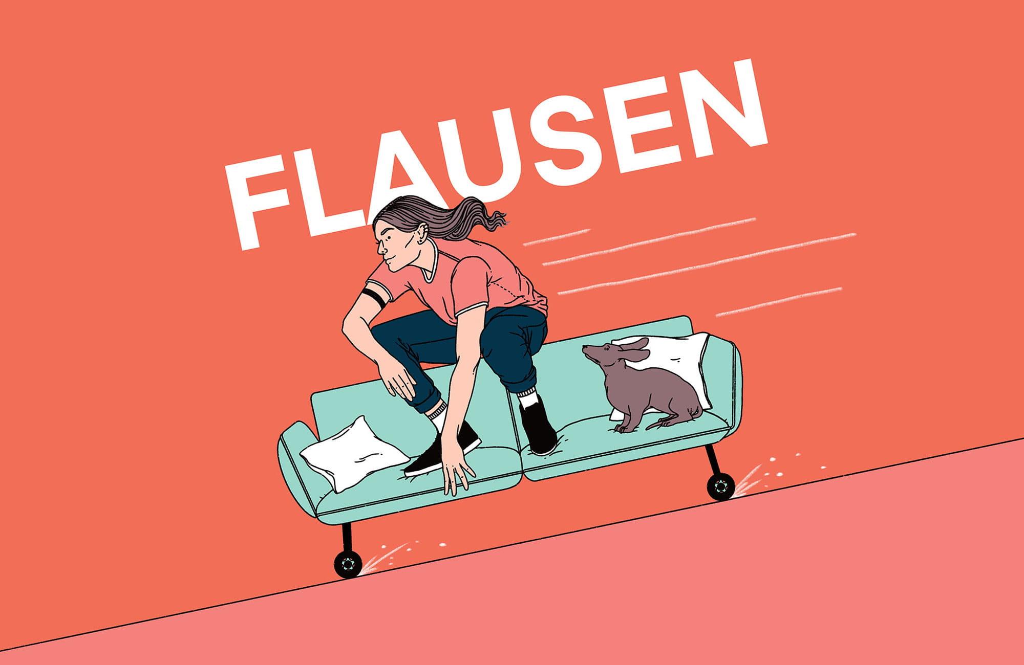 "Literaturpodcast ""Flausen"" - Folge 4"
