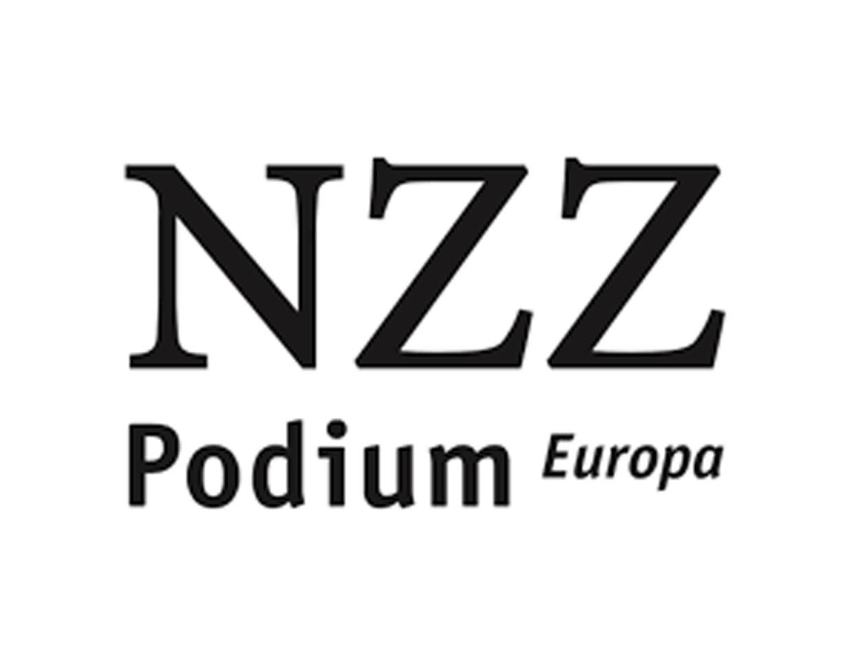 NZZ Podium Europa