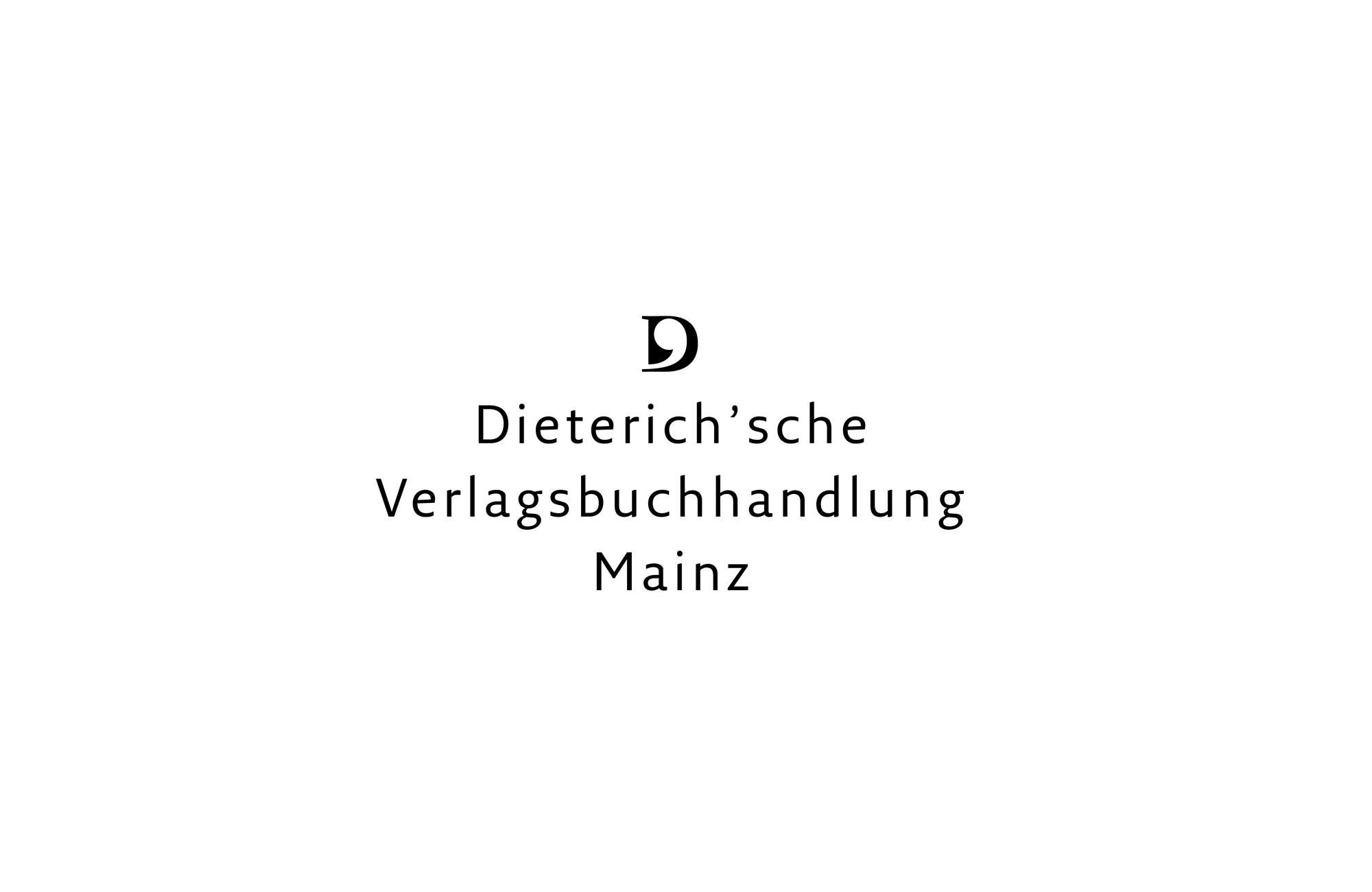 Logo Dieterich`sche Verlagsbuchhandlung (Mainz)
