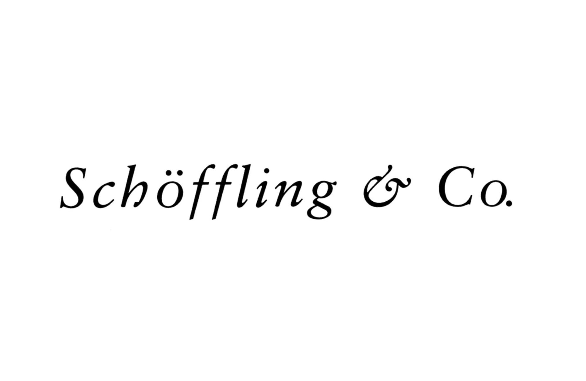 Logo Schöffling & Co. (Frankfurt)