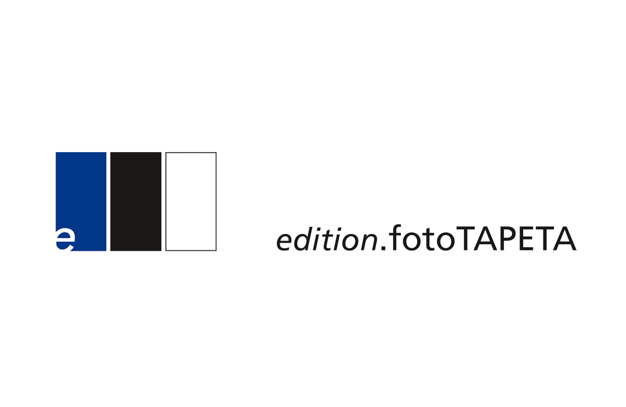 Logo Edition Fototapeta (Berlin)