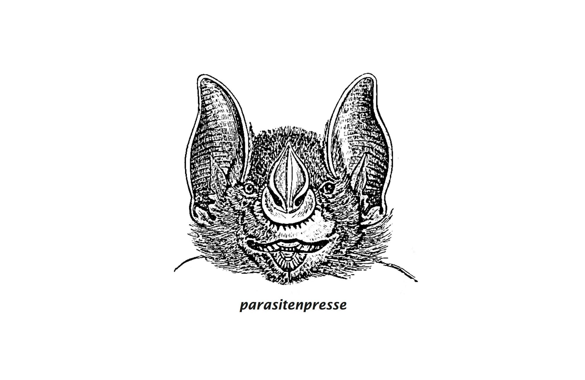 Logo Parasitenpresse (Köln)