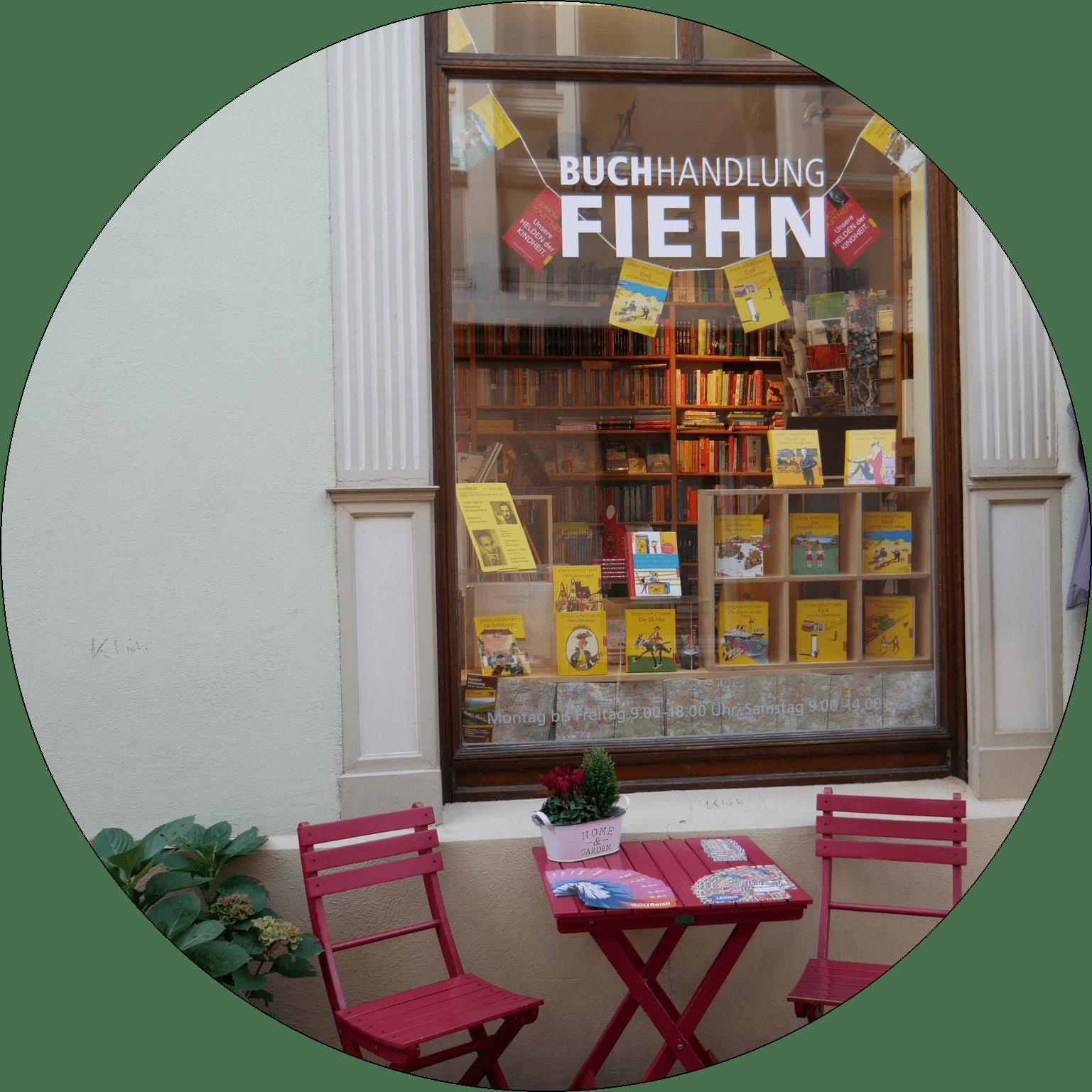 Buchhandlung Fiehn