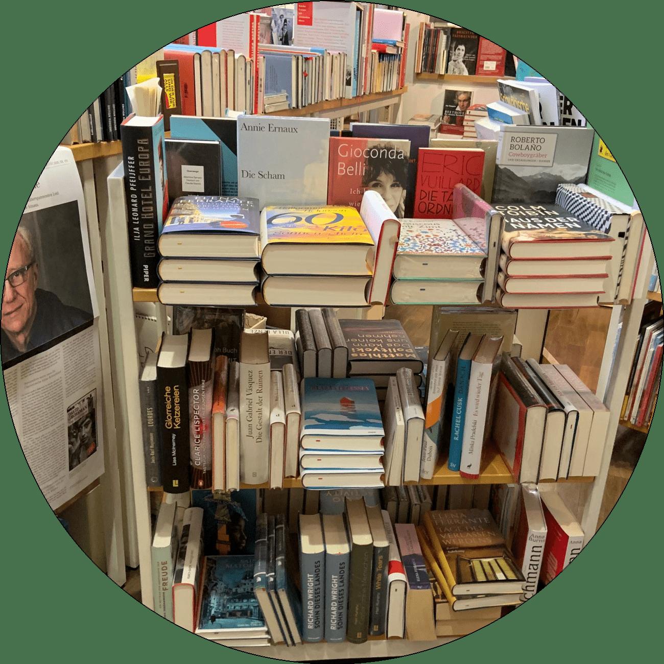 Buchhandlung im Literaturhaus
