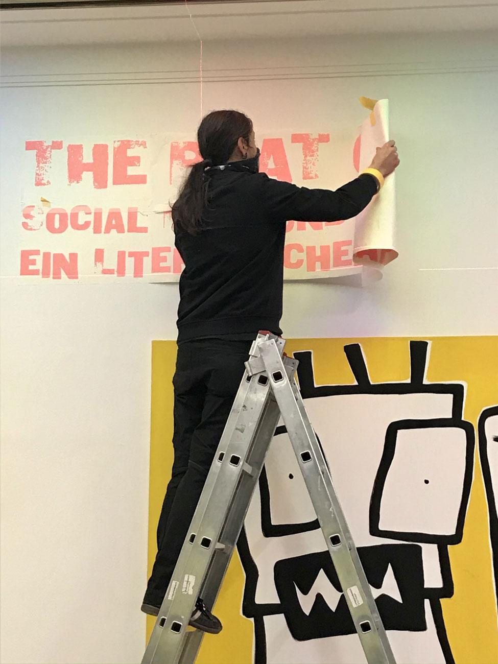 Social Beat & Beat: ein literarischer Urknall 94