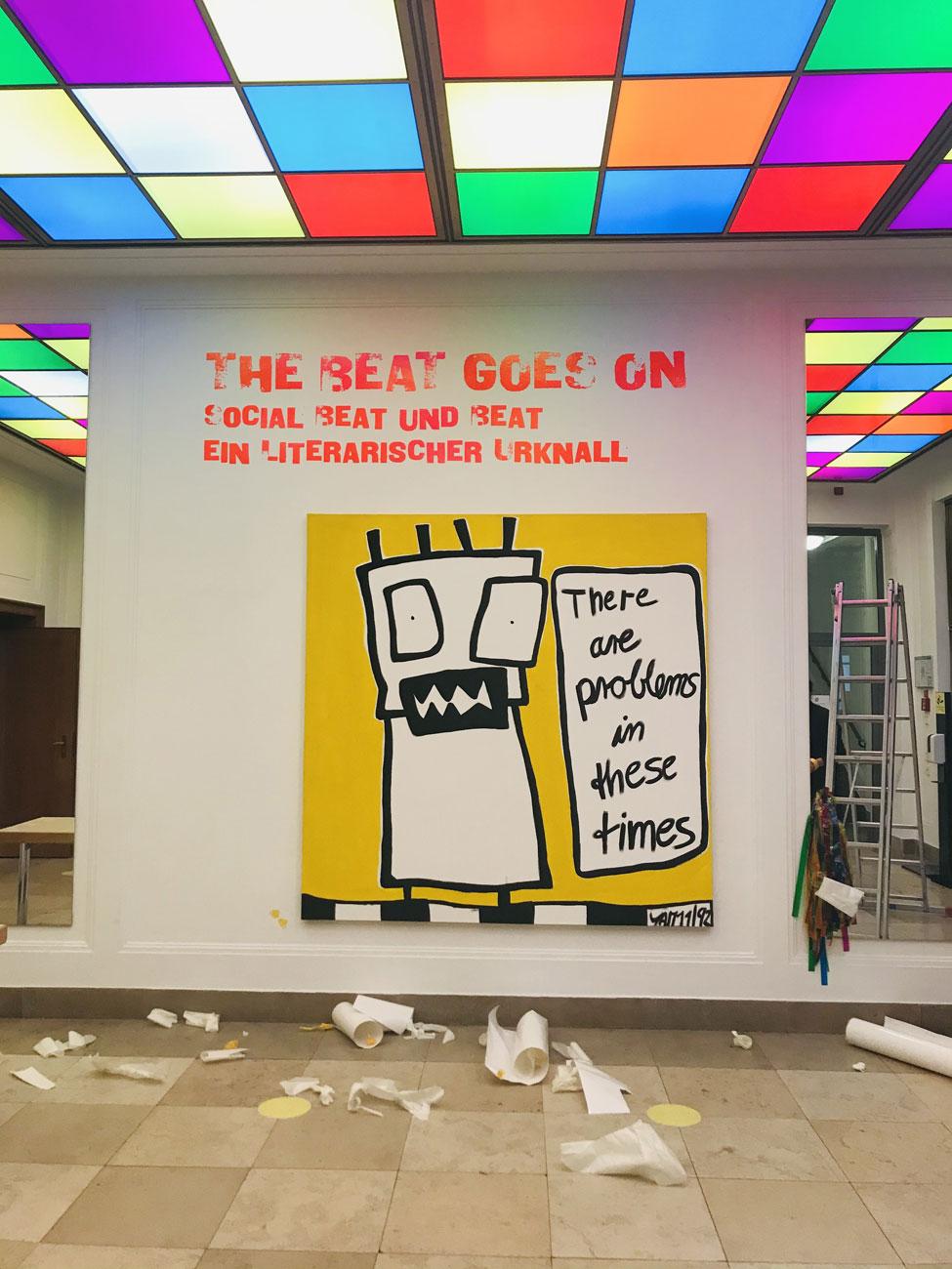 Social Beat & Beat: ein literarischer Urknall 101
