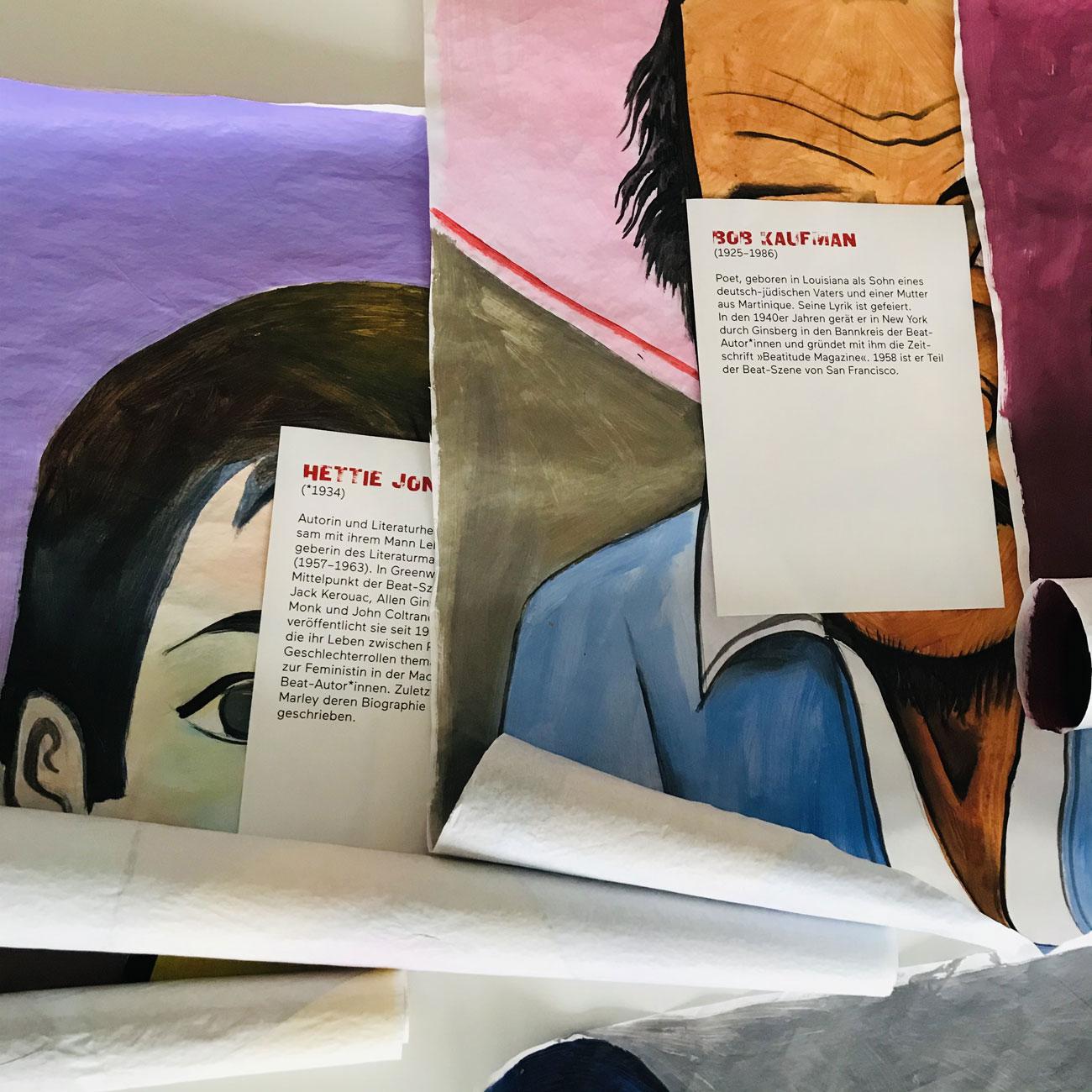 Social Beat & Beat: ein literarischer Urknall 107