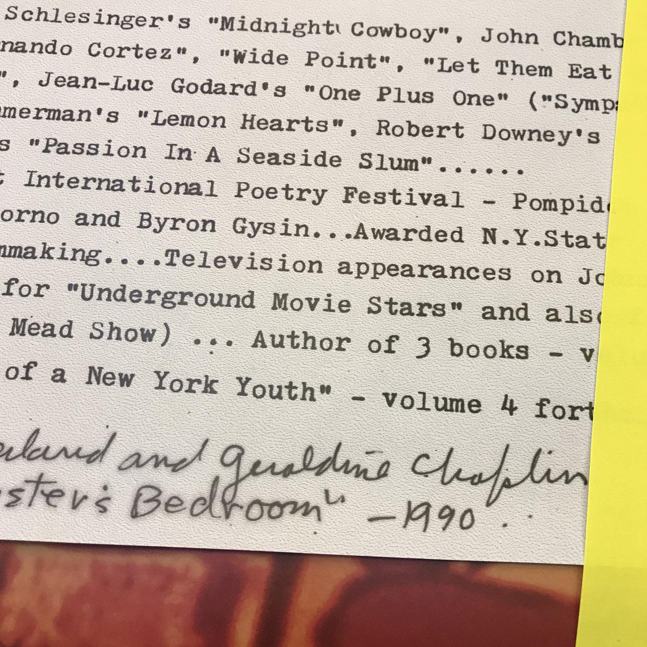 Social Beat & Beat: ein literarischer Urknall 141
