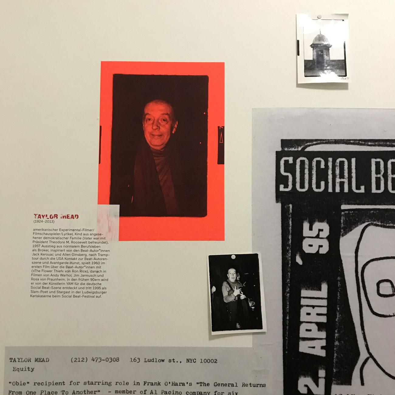 Social Beat & Beat: ein literarischer Urknall 159
