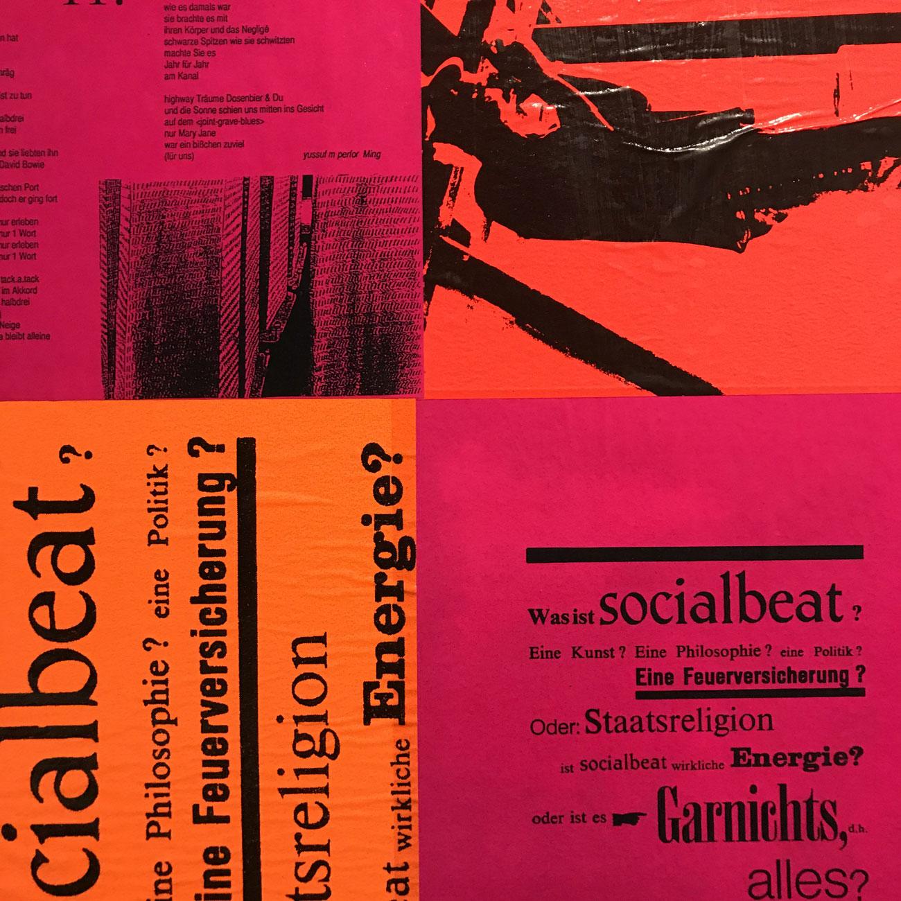 Social Beat & Beat: ein literarischer Urknall 9