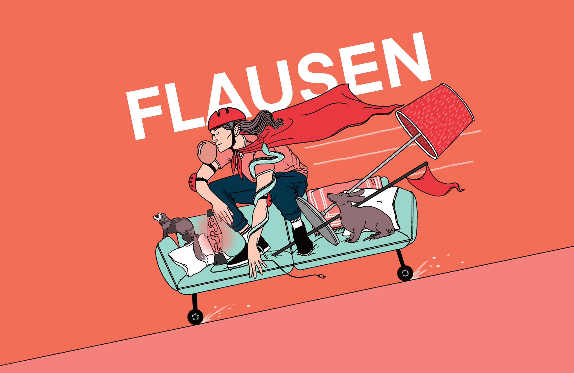 "Literaturpodcast ""Flausen"" - Folge 16"