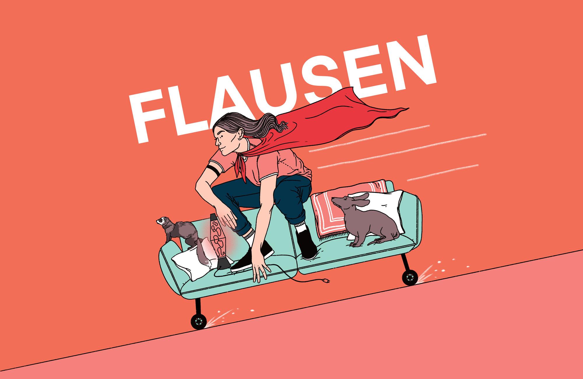 "Literaturpodcast ""Flausen"" - Folge 9"
