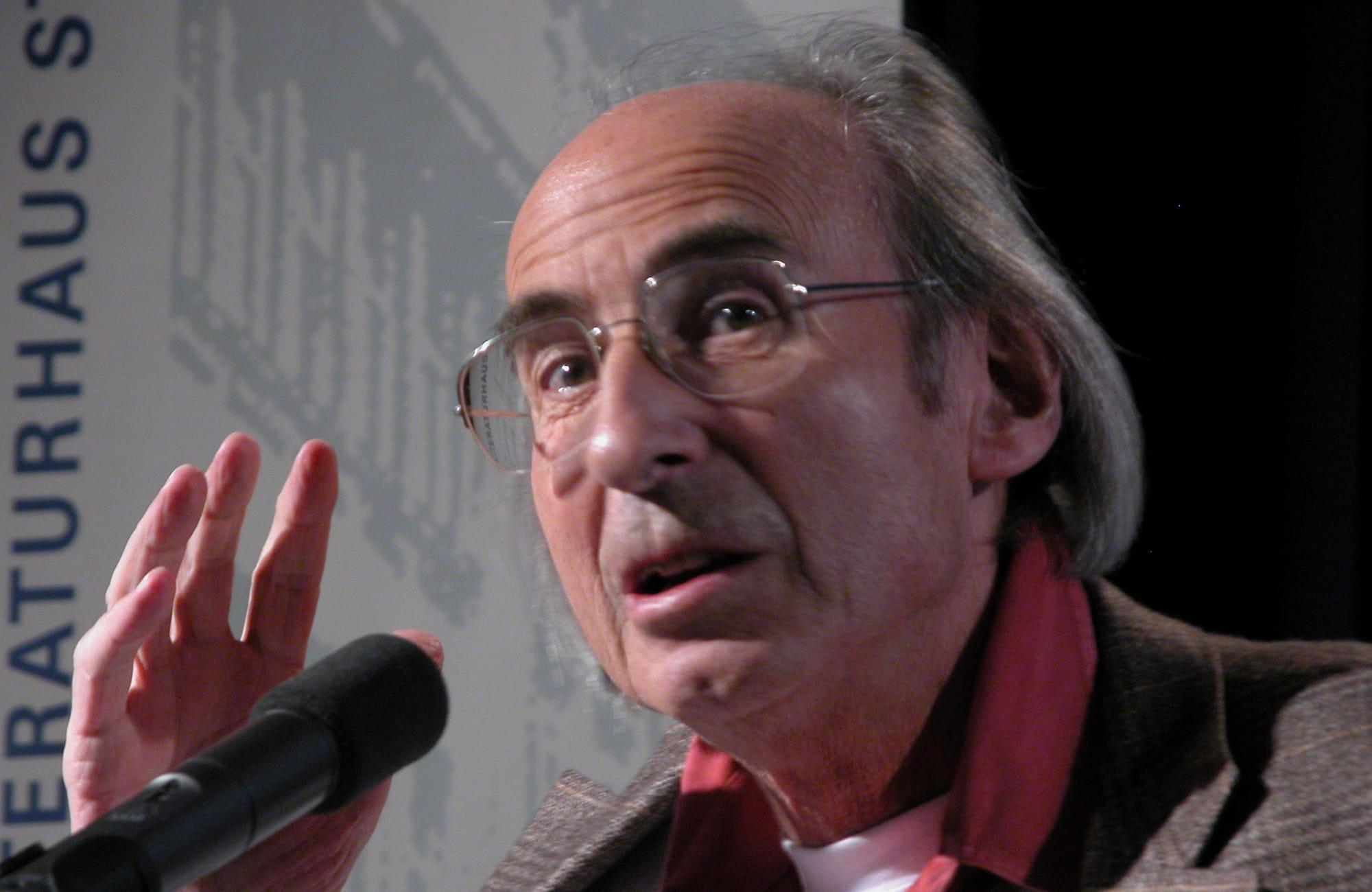 Peter Rühmkorf und die Großen Vier