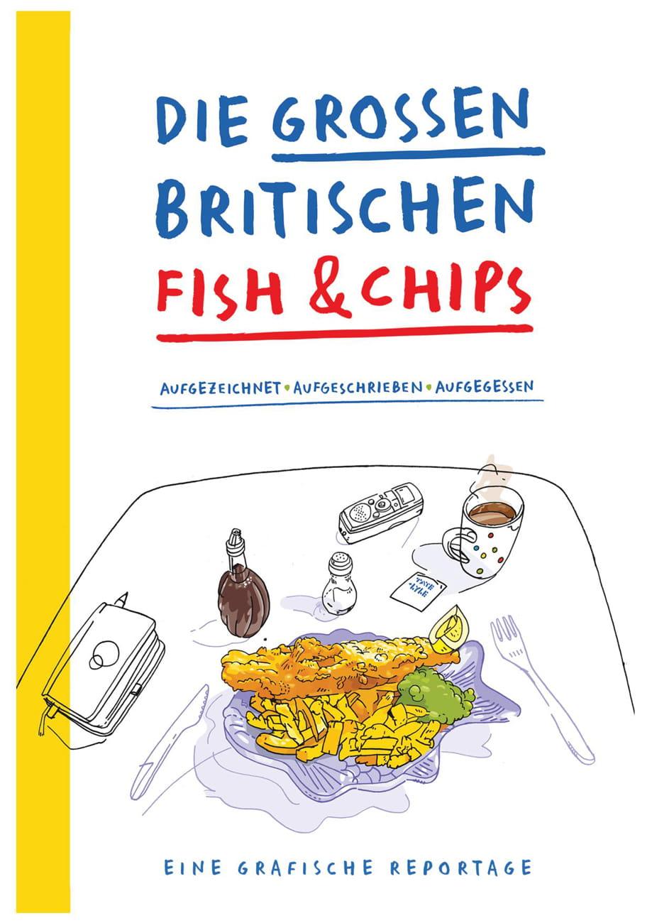 Die grossen britischen Fish & Chips 0
