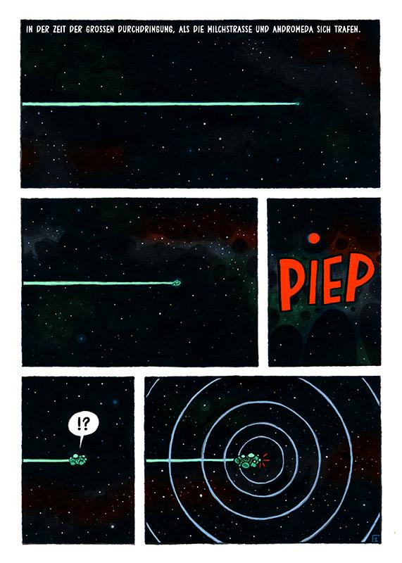 Pretty Deep Space 1