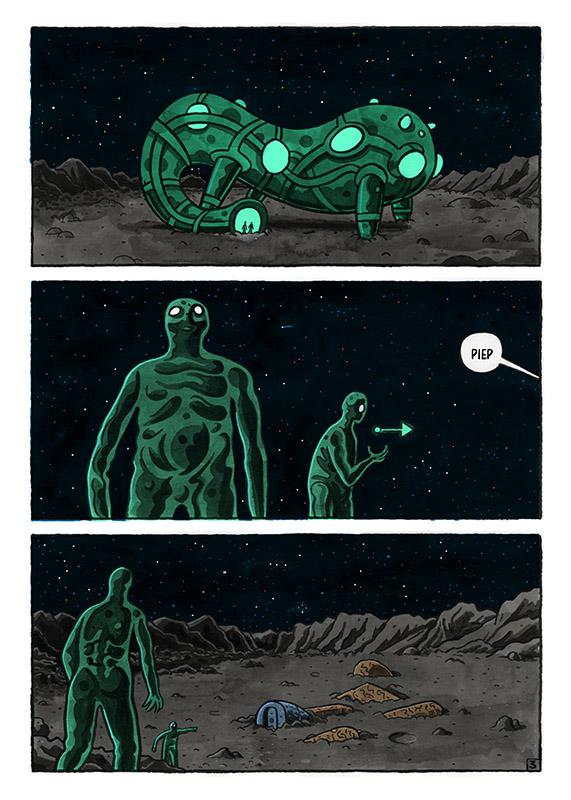 Pretty Deep Space 3