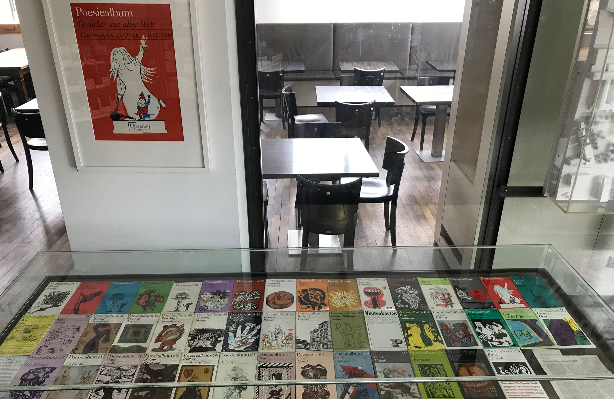 Nr. 23: Literatur Schaufenster. Bücher & Autoren, die wir nicht vergessen wollen