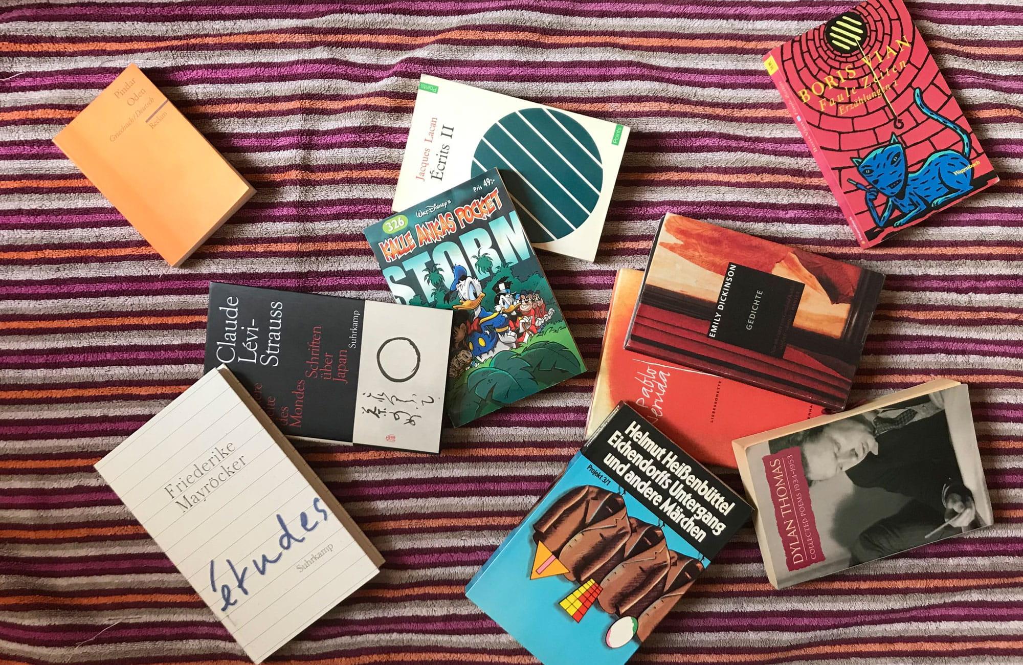 Bücherpicknick