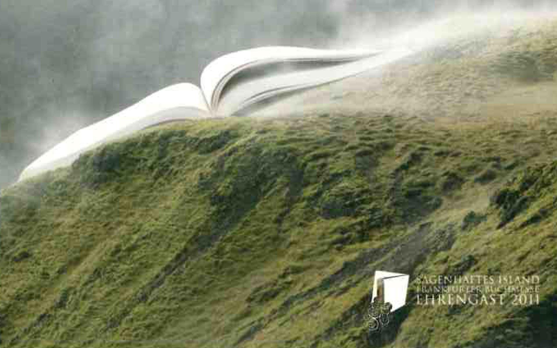 Literaturhaus bringt Poesie in die Stadt: Island