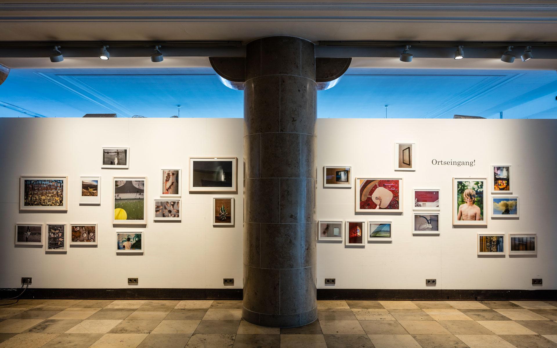 Ortseingang - Werkstatt für Fotografie und Text