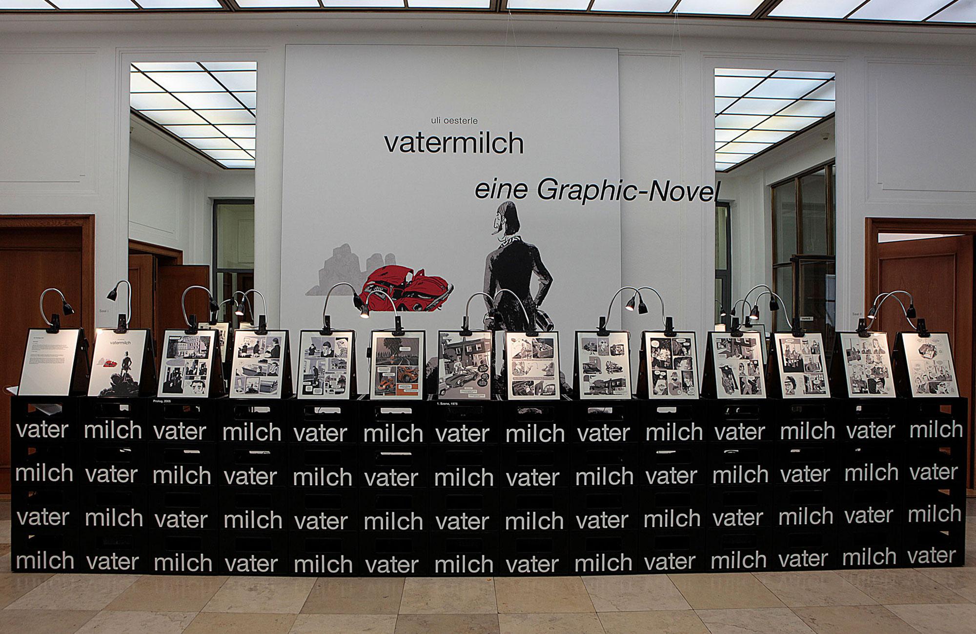 Comicbuchpreis der Berthold Leibinger Stiftung 2016