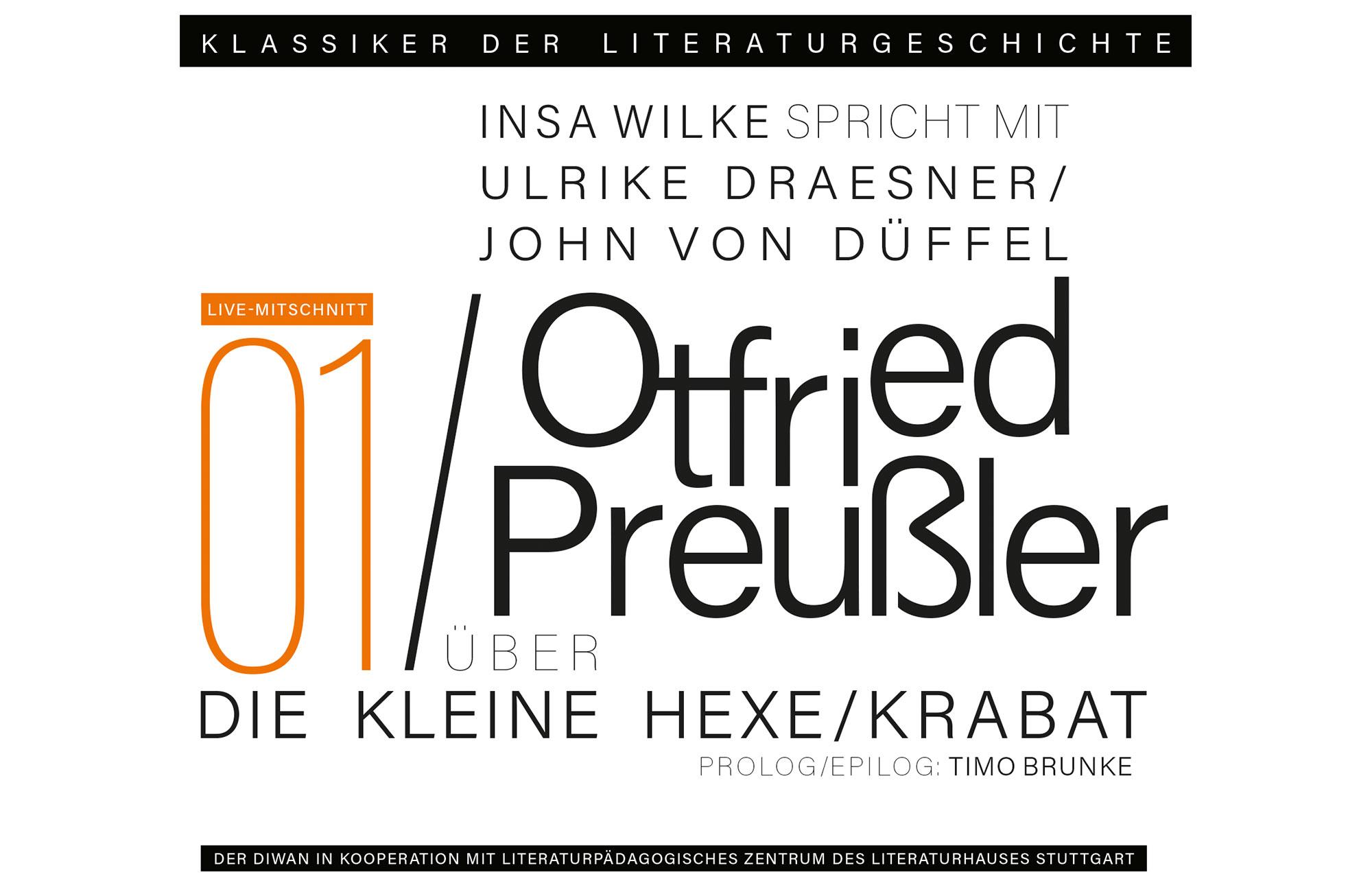 Klassiker der Literaturgeschichte: Otfried Preußler