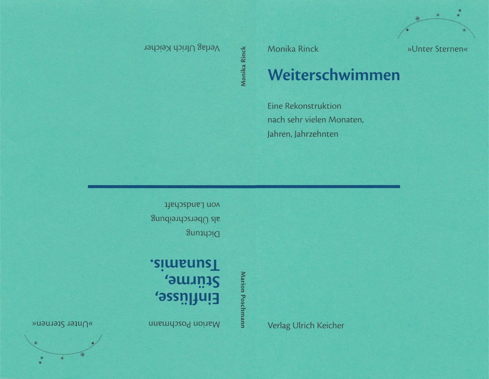 »Unter Sternen«. Neue Poesie und ihre Wahlverwandtschaften (Band 1)