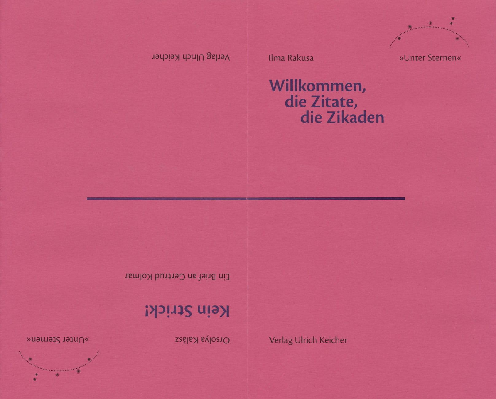 »Unter Sternen«. Neue Poesie und ihre Wahlverwandtschaften (Band 3)