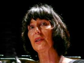Herta Müller, Sanda Weigl: Es gibt vieles, was man nicht sagen, aber nichts, was man nicht singen kann,                                                               Donnerstag, 09.12.10               /                   19.00              Uhr                               <br/>(c) Heiner Wittmann