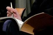 François-Marie Banier: Beckett,                                                               Dienstag, 05.04.11               /                   20.00              Uhr                               <br/>(c) Heiner Wittmann
