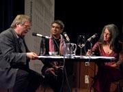 Sandra Hoffmann: Akshar - Neulich in Mumbai <br/>(c) Heiner Wittmann