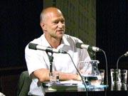 Juan Manuel de Prada, Fawzi Mellah: Spanien - Tunesien <br/>(c) Heiner Wittmann