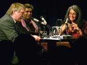 Sandra Hoffmann: Akshar - Neulich in Mumbai,                                                               Samstag, 21.10.06               /                   19.00              Uhr                               <br/>(c) Heiner Wittmann